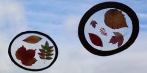 Herbst-Basteln mit Kindern: Ideen für die Zeit, wenn die Tage kürzer werden