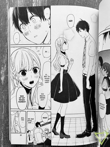 [Manga] Love & Lies [3]