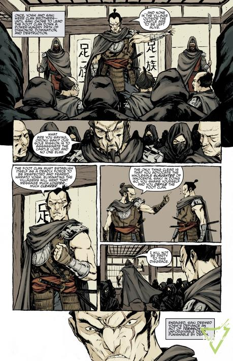 [Comic] Teenage Mutant Ninja Turtles: The IDW Collection [1]