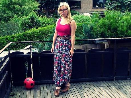 Pants: Boohoo // Shoes: Zalando // Purse: VintageNachdem ...