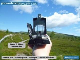 Auf den richtigen Geocaching Kompass kommt es an!