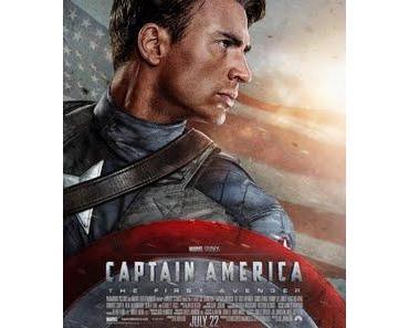 """Captain America: Neuer Langtrailer und Plakat zu """"The First Avenger"""" veröffentlicht"""