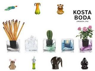 kosta boda farbenfrohe sommermomente aus schweden. Black Bedroom Furniture Sets. Home Design Ideas