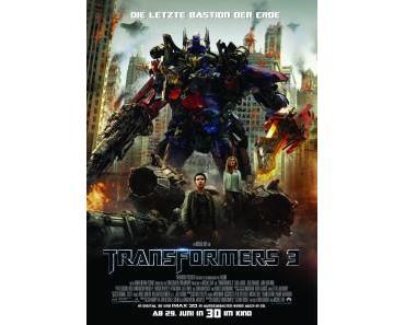 """""""Transformers 3″ Premiere Livestream aus Berlin"""