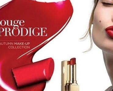 Swatches: Clarins Rouge Prodige