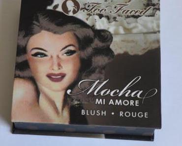 Too Faced -Mocha Mi Amore Blush (MAC Cubic Dupe?!)