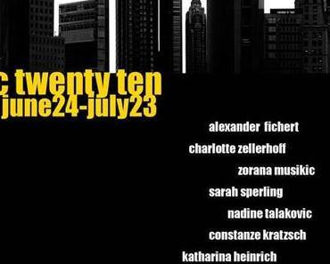 Neue Schule für Fotografie Berlin: NYCTwenty Ten