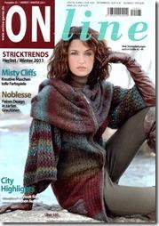 Vorschau: ONline Stricktrends Ausgabe 25 | Herbst / Winter 2011