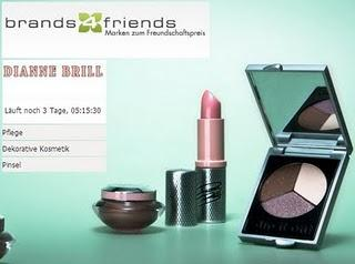 Dianne Brill bei brands4friends