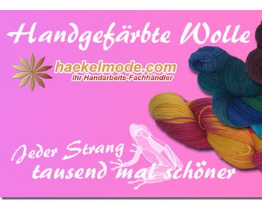 Handgefärbte Wolle – Jeder Strang tausend mal schöner