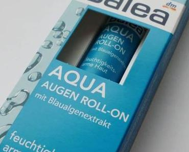 Review | Balea Aqua Augen Roll-on