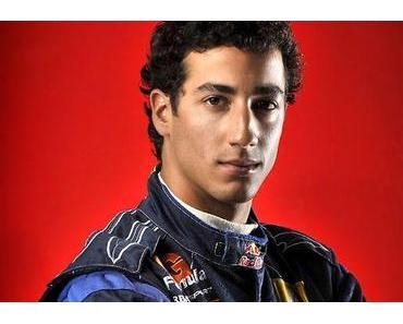 Ricciardo wird neuer HRT Pilot