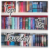 [Top Ten Thursday # 19] 07.07.2011