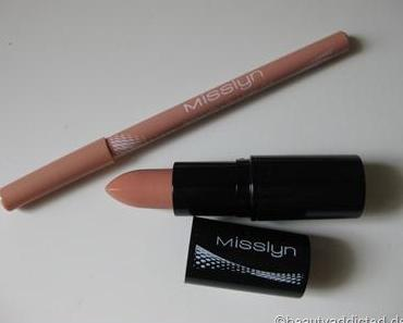 Misslyn perfekter nude Lippenstift