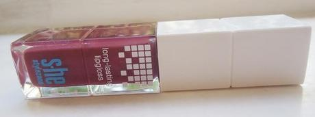 Review: S-he Stylezone Long Lasting Lipgloss