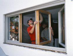 Modernisieren mit System:  Erst die Fenster, dann die Heizung