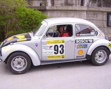 Mit dem VW Käfer auf der Überholspur - VW Käfer mit Power