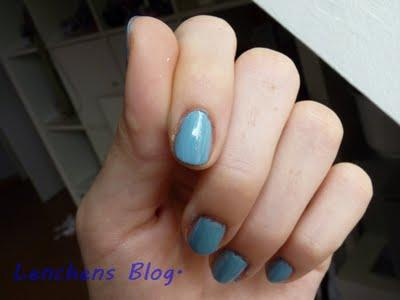 Franken Polish:Cute Blue