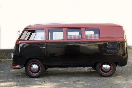 60 jahre vw bus campingbus von westfalia. Black Bedroom Furniture Sets. Home Design Ideas