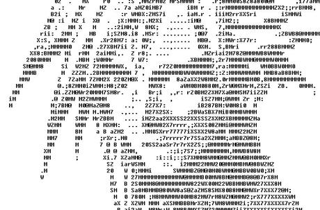 ASCII Art mit OpenOffice zaubern