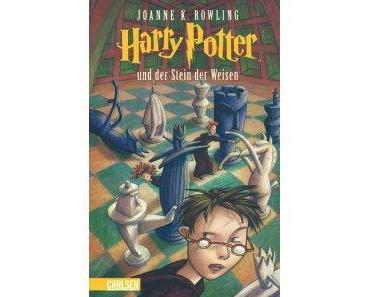 [kurz Einblick] Harry Potter und der Stein der Weisen