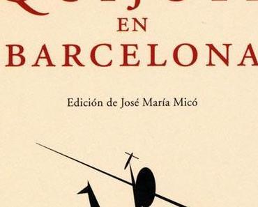 Die Route von Quijote in Barcelona
