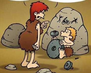 Steinzeit, wir kommen!