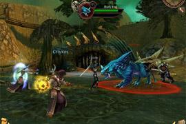 Order & Chaos Online: MMORPG ist nun auch auf Facebook vertreten