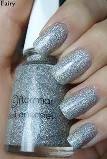 Flormar - 392 silver Holo !