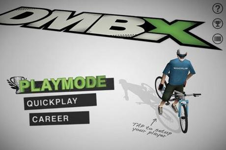 DMBX - Mountain Biking: Downhill trifft Tricks