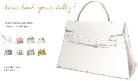 Free Hermes Kelly Bag
