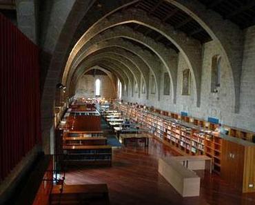 Die Bücherei von Katalonien