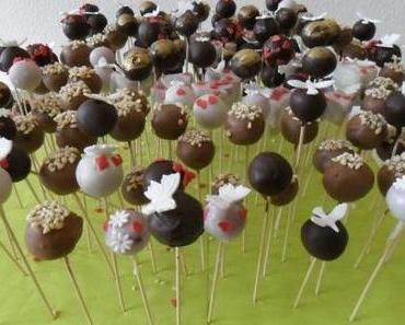 Hochzeits-Cake Pops