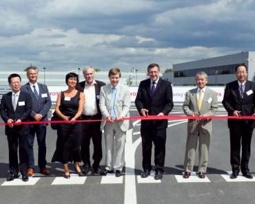 Toyota erweitert das europäische Forschungs- und Entwicklungszentrum