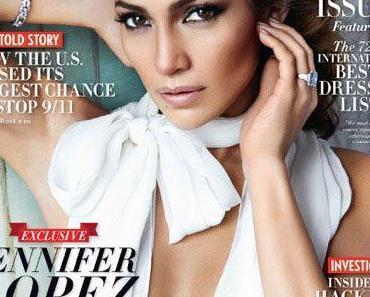 Interview: Jennifer Lopez über ihre Scheidung von Marc Anthony