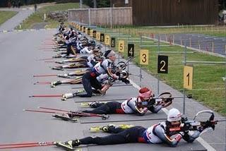 Deutsche Biathlon-Meisterschaft am Großen Arber: Sportstars hautnah erleben