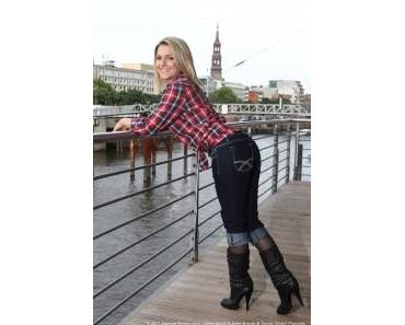 Ich bin wie ich bin! – Jeanette Biedermann präsentierte ihre erste Kollektion