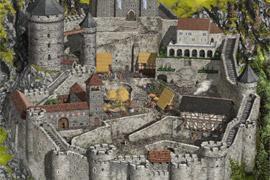 Lords and Knights: MMOG von Hamburger Entwickler vorgestellt