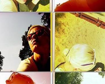 Sonne, Sand und Lomo