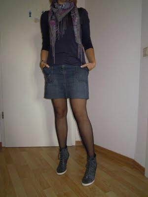 Outfit, Bad teacher und Melone