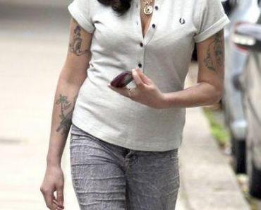 Einbruch bei Amy Winehouse