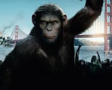 """Filmbesprechung: """"Planet der Affen - Prevolution"""""""