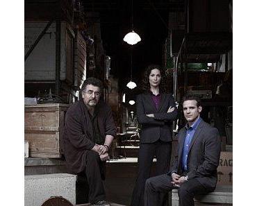 Syfy bestellt vierte Staffel von 'Warehouse 13'
