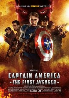 Captain America - The First Avenger 3D