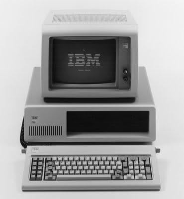 """30 Jahre """"IBM PC"""""""