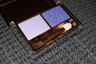 AMU of the day - mit dem Estée Lauder Lidschatten-Duo Amethysts