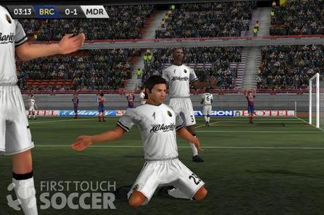 First Touch Soccer ? Super realistische Fußballsimulation mit