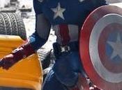 Avengers: Chris Evans neuen Captain America Kostüm