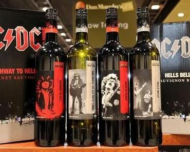 Hard Rock-Band AC/DC überrascht mit eigenen Wein