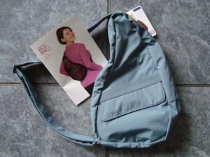 Im Test: Healthy Back Bag